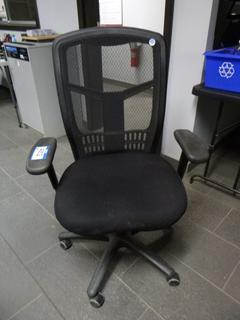 Adjustable Rolling Office Task Chair