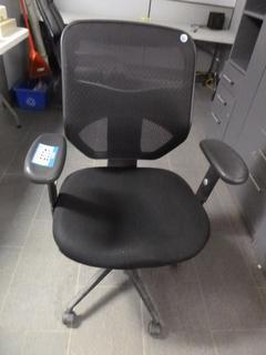 Adjustable Rolling Task Chair