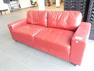 """Couch, 80""""x34""""x29"""" (WW-6-1)"""