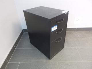 "3-Drawer Filing Cabinet, 23""x15""x27"" (E4-2-3)"