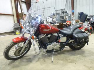2007 Honda Shadow Spirit, Type VT750DA, Showing 28613 KMS, 4 Stroke Manual, Tire Size 160/80-15MC, VIN JH2RC44207M100059