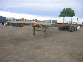 1994 Monon 53' Triaxle Expandable Chassis S/N 1NNC05334RM204745