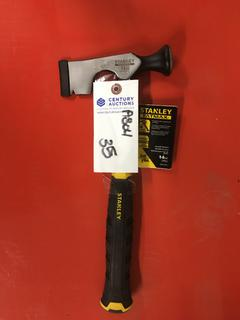14 Ounce Stanley Drywall  Hammer.