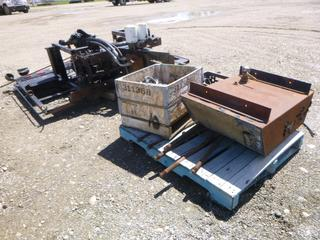 Headache Rack To Fit Truck Tractor C/w Braden Winch And Hydraulic Tank