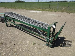 10ft Roller Conveyor C/w Frame