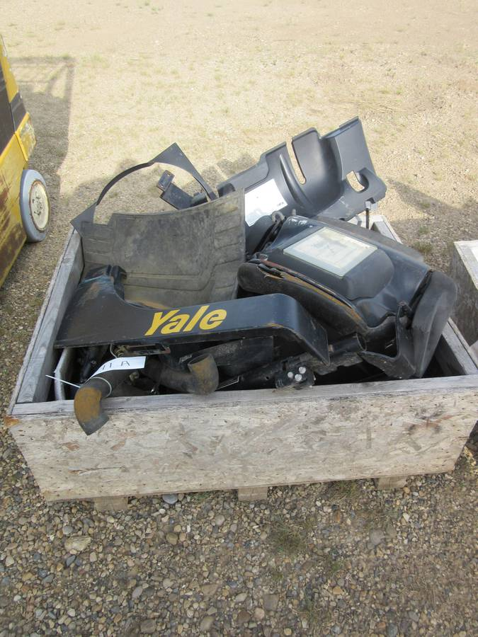 Qty Of Yale Forklift Parts