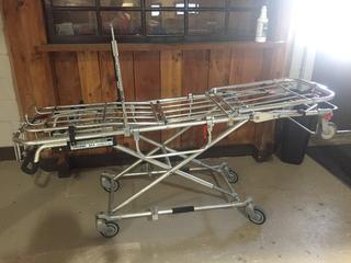 Ferno 35A Series Medical Stretcher.