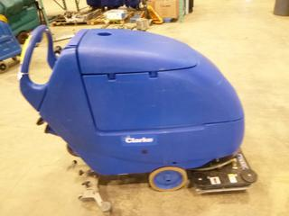 (1) Clarke Focus 2 Boost L20 AGM Floor Cleaner, S/N 800006883 (Working Condition Unknown)