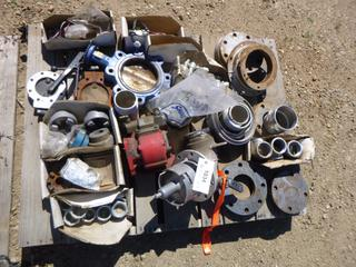 Misc Fittings, Valves, Blanks and Truck Parts, (WR-4)