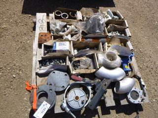 Assorted Fittings and Valves, (WR-4)