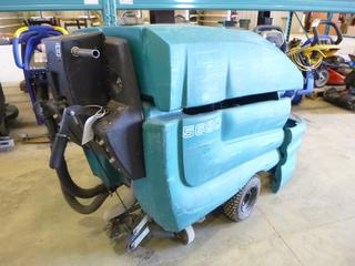 (1) Tennant Floor Cleaner, S/N 568017775 (Working Condition Unknown)
