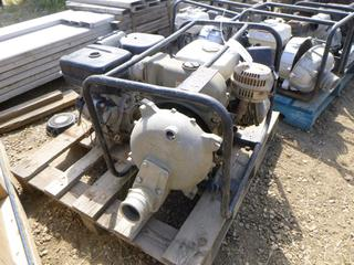 Honda Trash Pump, Model WT30X and Subaru EX40 Engine *NOTE: Running Condition Unknown*, (WR-2)