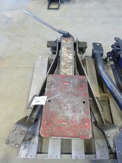 Multi Matio Transmission Jack MM2000, 2206 LBS Capacity *NOTE: Pumps Up, Does Not Go Down*, (WR-2)