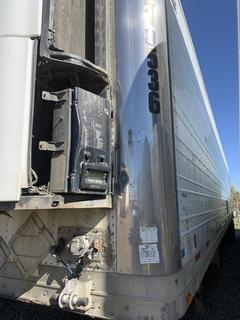 Selling Off-Site -  2002 Wabash 53' Dry Van TA Trailer  VIN 1JJV482W22L817845, GVWR 68000 lbs *Note Reefer not included. Located offsite at 11000 - 114 Avenue Southeast, Rocky View County, AB - Unit can be delivered Call Tim 403-968-9430 for quote
