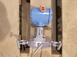 30515 Series Pressure Transmitter w/ Advanced Hart Diagnostics