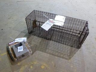 Bushnell Trophy Cam Bear Safe Security Case w/ Live Trap