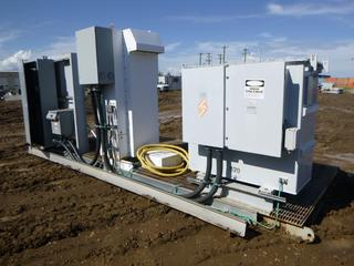 Temporary Power Skid, 800 Amps, 3 Phase, SN 071004118. *Buyer Responsible For Load Out*
