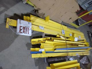 Warehouse Shelving (No Shelves)
