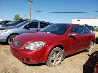 2010 Chevrolet Cobalt C/w 2.2L, 4-Cyl, A/T, 205/50R16 Tires. VIN 1G1AD1F57A7235773 *NOTE: Running Condition Unknown, No Key*