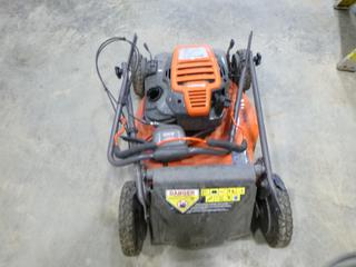 (1) Husqvarna Lawn Mower, Model LC221AH *Note No Start Running Condition Unknown* (E4-13)