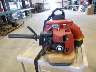 (1) Red Max Leaf Blower, Model EB431 (E5-12)