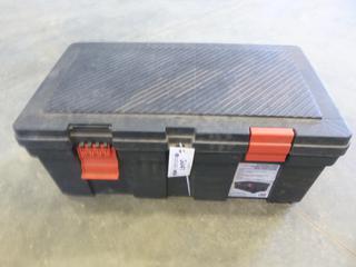 "GSC Storage Box, 31"" x 19"" x 13"" (Unused) (G2)"