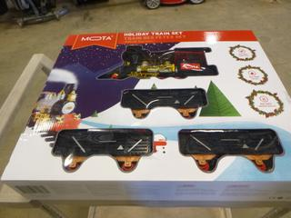 (6) Mota Holiday Train Sets (E5-3,3)