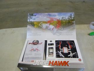 (1) Focus Litehawk Drone, Model FPV HD720 (Unused) (G1)