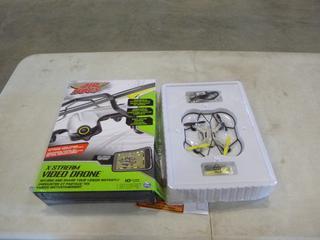 (1) Air Hogs X-Stream Video Drone (Unused) (G1)