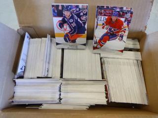 (1) Box Upper Deck 2011-12 Hockey Cards Including Game Jersey Cards, Canvas Inserts and More (G1)