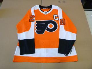 Claude Giroux Signed Philadelphia Flyers Jersey, C.O.A. From AJ Sportswear
