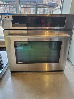 "Jenn-Air America Series 30"" Wall Oven Mod. JJW2330WA01, S/N D44302725"