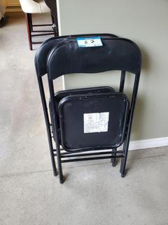 Cloth/Metal Folding Chair