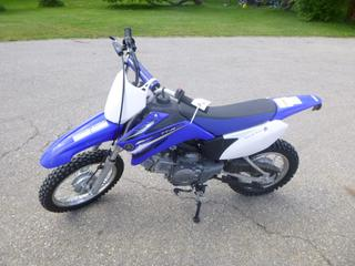 2012 Yamaha TT-R 110cc Dirt Bike. VIN JYACE25W7CA001857