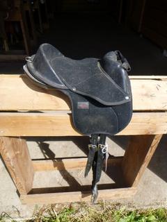 Thorowgood Miniture Horse Saddle
