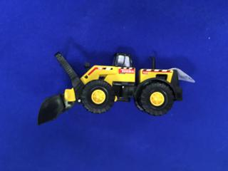 Small Tonka Loader Toy Truck.