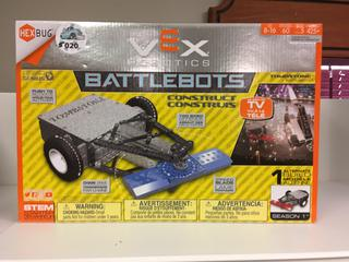 Vex Robotics Tombstone Battlebots Construction Kit.