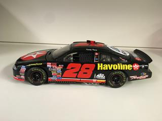 Ford Taurus Havoline #28 Die Cast Car.