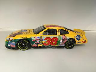 Ford Taurus Pedigree #38 Die Cast Car.