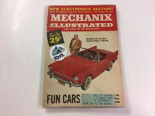Mechanix Illustrated, April 1960.