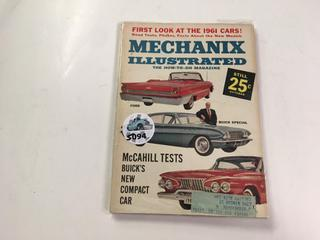 Mechanix Illustrated, October 1960.