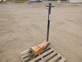 Strong Arm 7605HD 2 Stage Air Hydraulic Truck Axle Jack, 20 Ton Lifting Capacity, (Row 2)