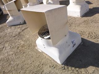 (1) Fiberglass Ventilation Fan, (NF 1)