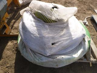 Pallet of Hydraulic and Discharge Hoses, (Row 2)