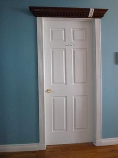 Qty Of (4) 79.5in X 32in 6-Panel Interior Doors, *NOTE: Frames Not Included*