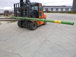 4 3/4in Tri Load Mud Motor C/w Adjustable, 7/8 Lobe3.8 Stg. Power Section, 3 1/2 IF Top Sub (SN:YA475.64)