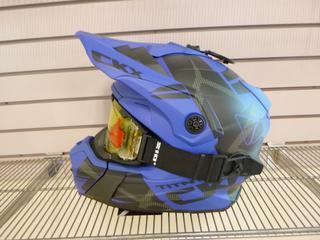 (1) Unused CKX Titan Helmet, Model Titan, Size Medium