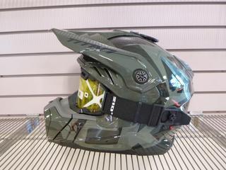 (1) Unused CKX Titan Helmet, Model Titan Air Flow, Size XX-Large