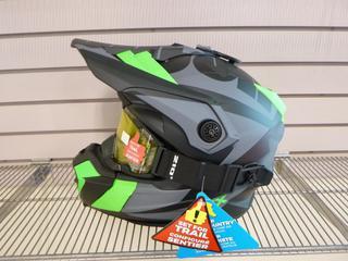 (1) Unused CKX Titan Helmet, Model Titan, Size Large