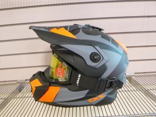 (1) Unused CKX Titan Helmet, Model Titan, Size XX-Large